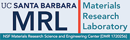 Materials Research Laboratory at UCSB: an NSF MRSEC logo