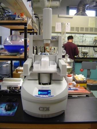 CEM Microwave Reactor