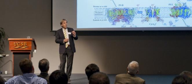 Bert Meijer - 2012 Cheetham Lecturer