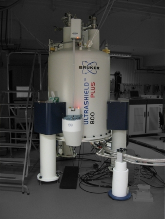 1 800mhz Sb Bruker Avance Nmr Spectrometer For Solids Liquids Materials Research Laboratory At Ucsb An Nsf Mrsec