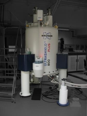 1 800mhz Sb Bruker Avance Nmr Spectrometer For Solids Liquids